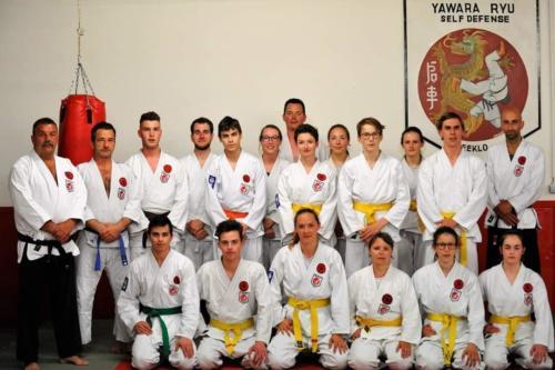 Training (foto's Slachter)